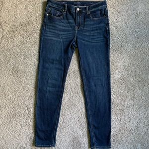 Vigoss Dark Stretch Skinny Jeans, size 30 (10)